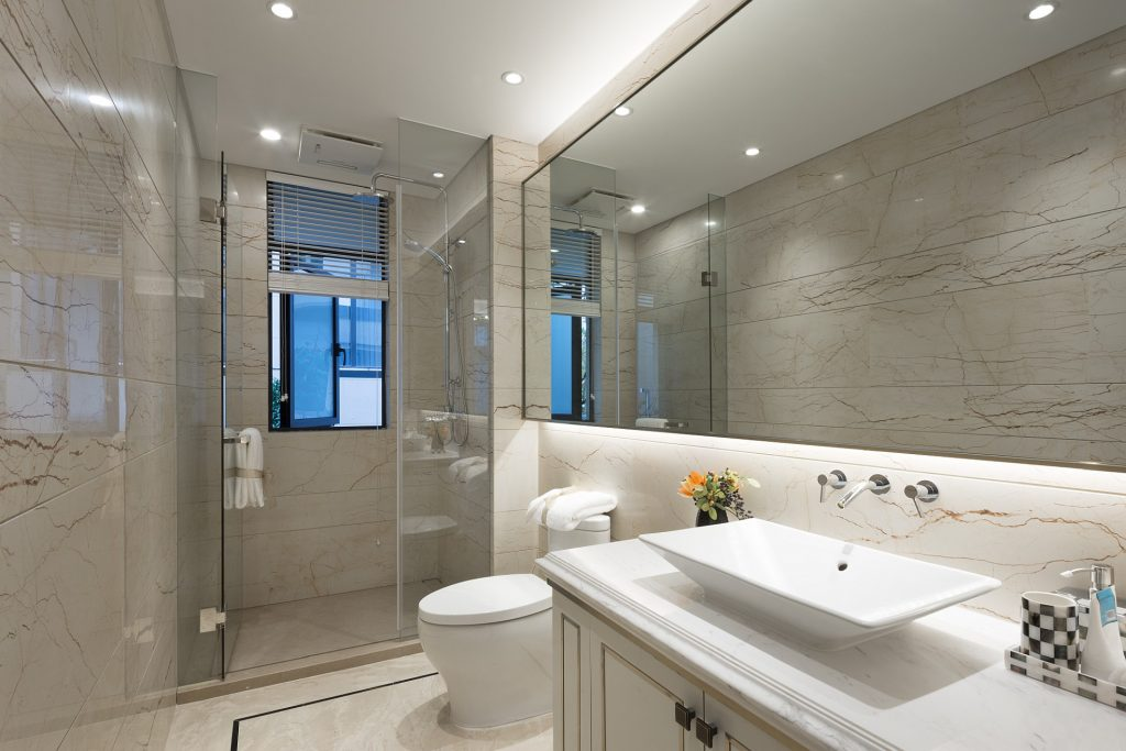 Bathroom Remodel Services In Indianapolis From Omni - Free estimate bathroom remodel