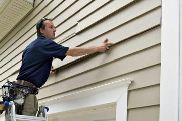 Siding Construction Services
