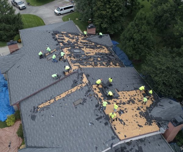 Roof Replacement in Indianapolis