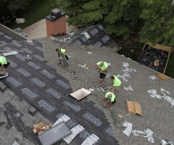 Indianapolis Commercial Roof Repair