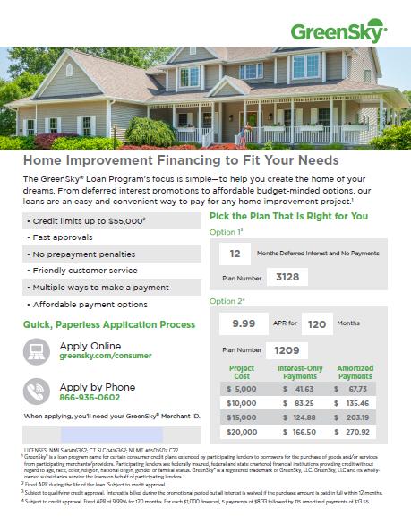 GreenSky Finance